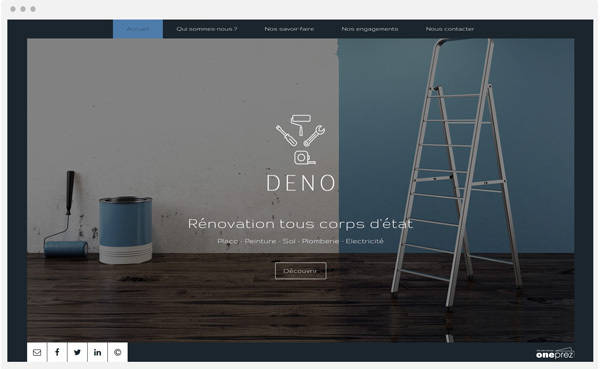 Deno-renovation